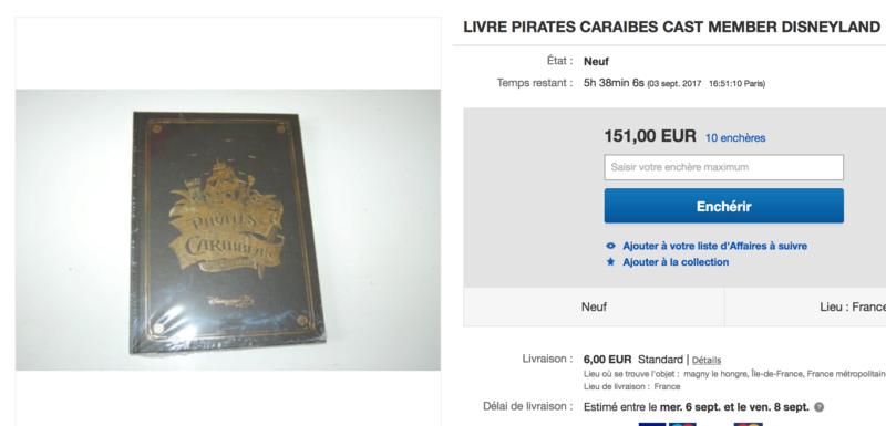 [Livres] Collection Attractions de Disneyland Paris (Pirates of the Caribbean le 27 février !) Captur14
