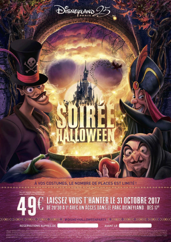 La Soirée Halloween Disney (31 octobre 2017)  - Page 2 Dis81611