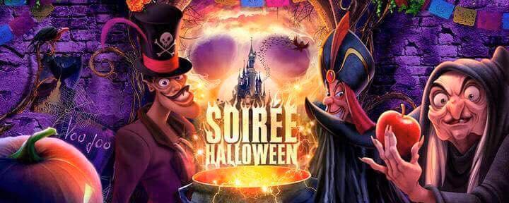 La Soirée Halloween Disney (31 octobre 2017)  Visuel10