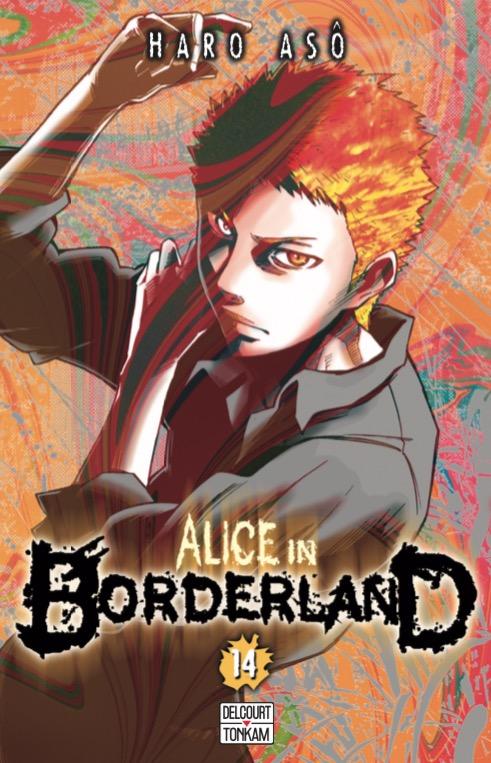 Alice in borderland  Dodo10