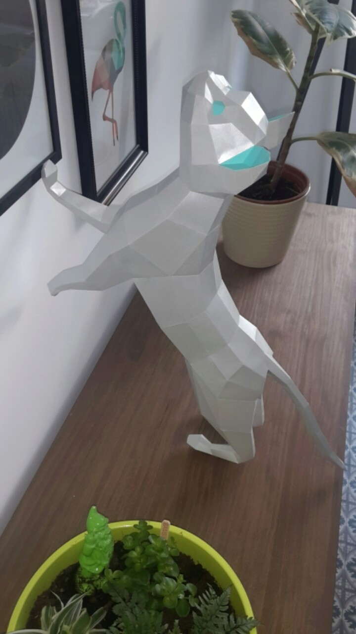 Papercraft lowpoly 2017-010