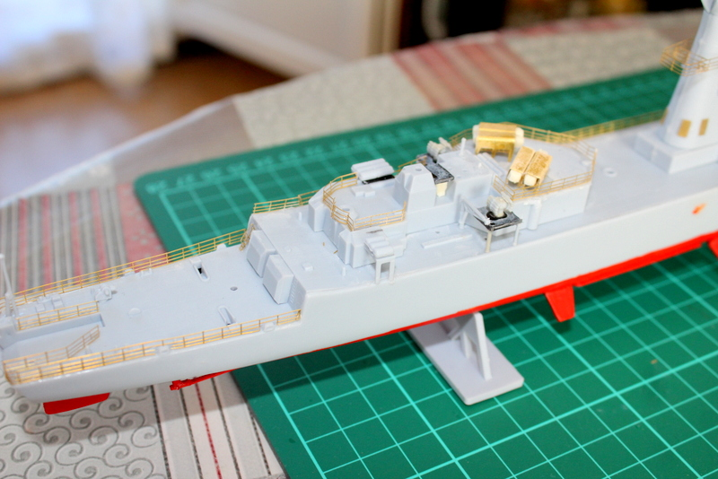 fregate duquesne heller 1/400 Img_7822