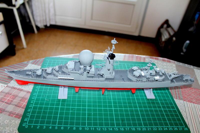 fregate duquesne heller 1/400 Img_7835