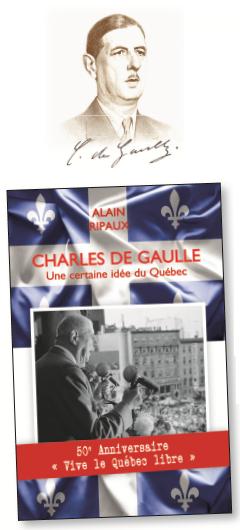 De Gaulle au Québec, un voyage historique du 23 au 26 juillet 1967  De_gau10