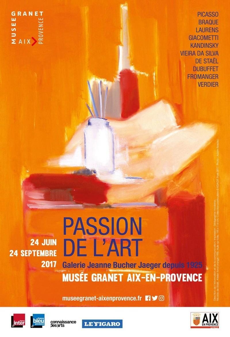 Beau livre : la Galerie Jeanne Bucher Jaegger présente ses Giacometti, Kandinsky, Vieira da Silva, Jean Lurçat... Passio10