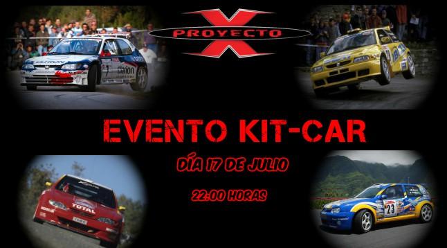 Rally kit-car 17 julio 2018 Evento10