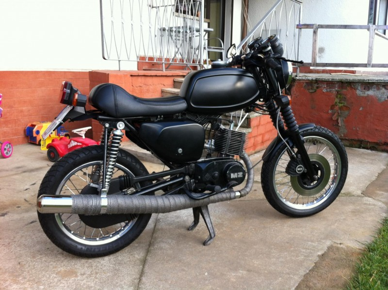 Transformations Cafe Racer 10110