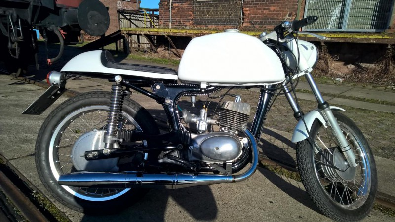 Transformations Cafe Racer 1112