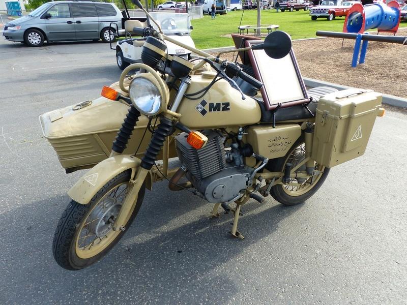 """MZ 250 """"Irak"""" 117"""