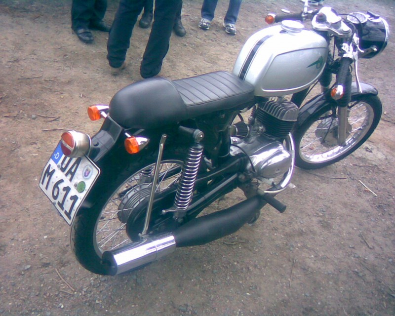 Transformations Cafe Racer 12110