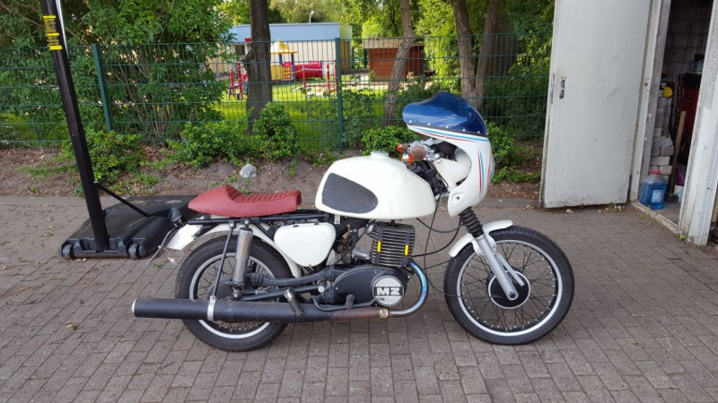 Transformations Cafe Racer 2110