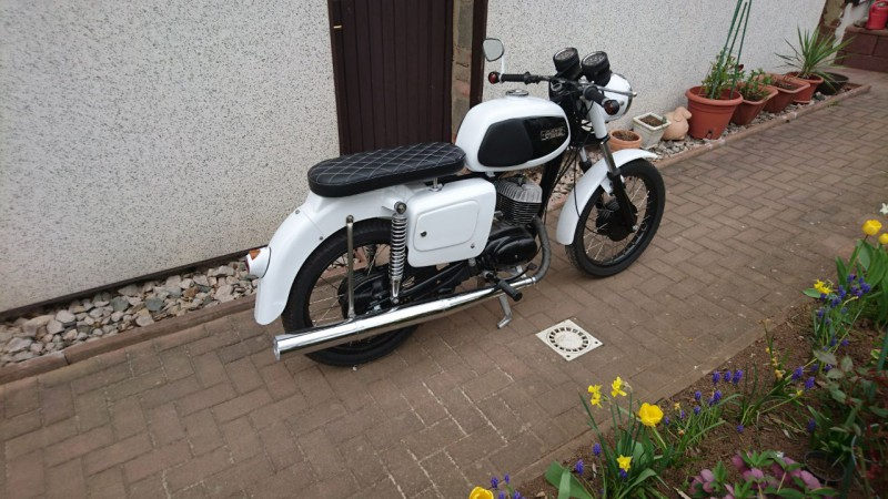 Transformations Cafe Racer 3110