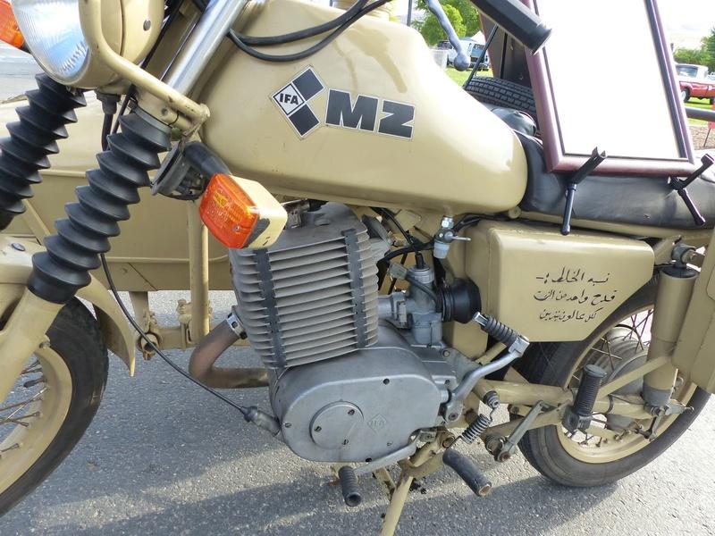 """MZ 250 """"Irak"""" 318"""