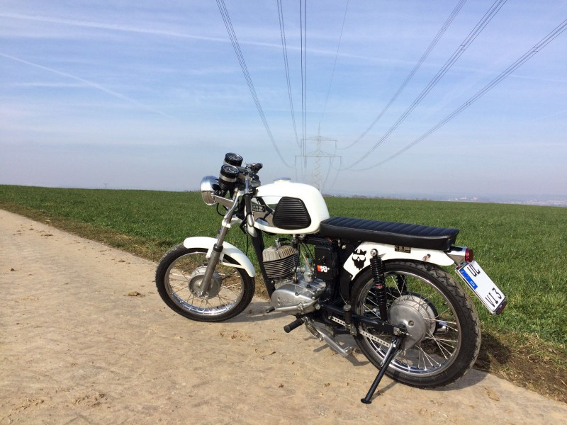 Transformations Cafe Racer 5110