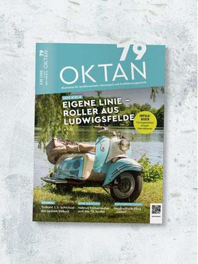 "Nouveau magazine ""79 Oktan"" 79okta10"