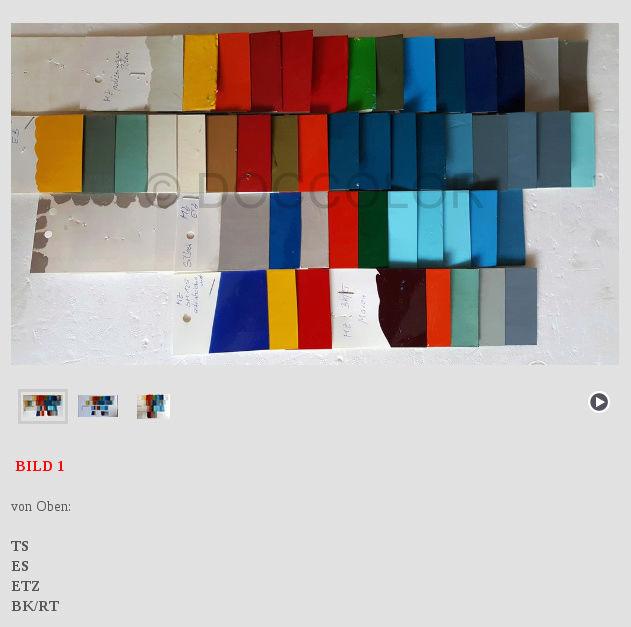 Les couleurs et les modèles MZ Couleu10