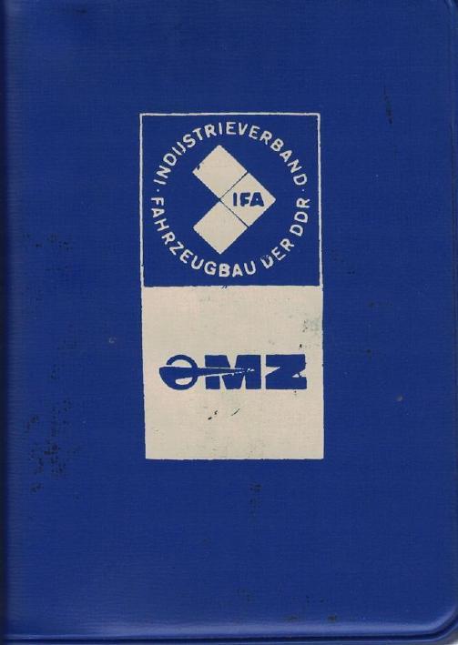 agenda IFA 1969 Kalend10