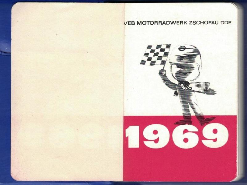 agenda IFA 1969 Kalend13