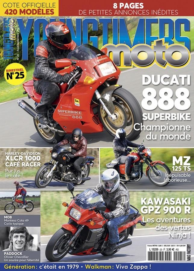 Essai MZ TS 125 (Youngtimers moto n° 25) Revue-10