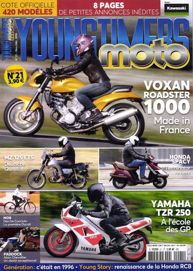 Essai MZ TS 125 (Youngtimers moto n° 25) Revue-11