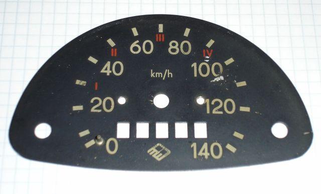 Tous les compte-tours et indicateurs de vitesse Segmen10