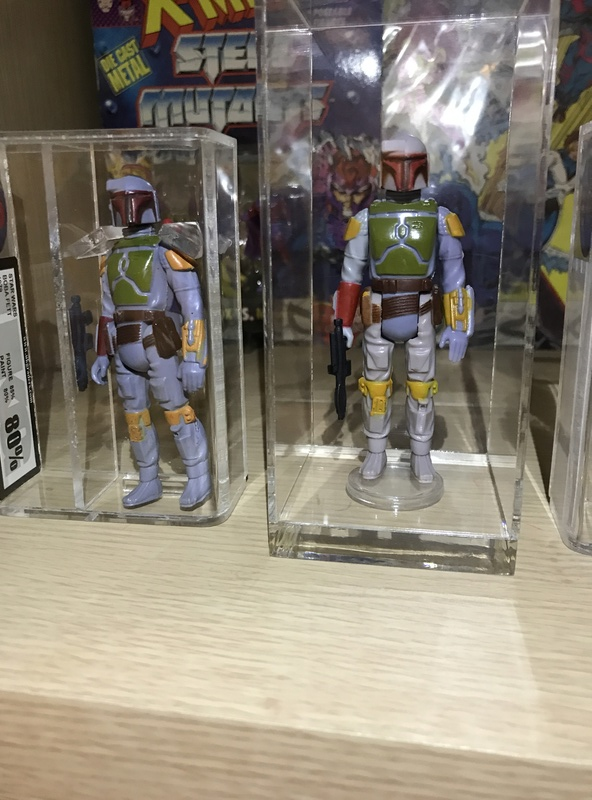 Boba Fett Loose variant – In depth discussion about discoloration and yellowing - Page 4 Img_1322