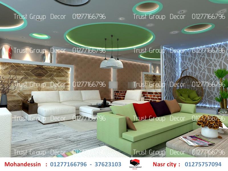 شركات تصميم ديكور – اسعار ديكورات فلل (للاتصال 01277166796) D_a_oo27