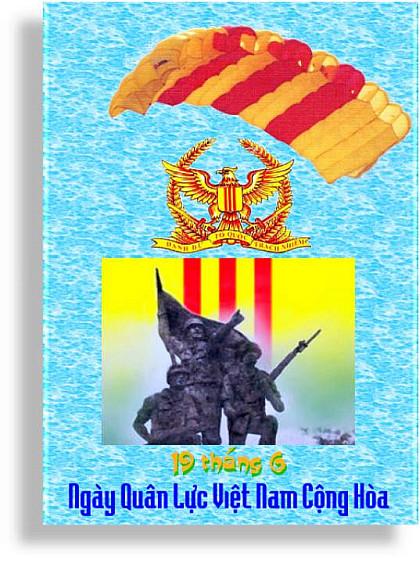 Kỷ niệm lịch sử văn hóa của QLVNCH có những ngày Quốc Khánh và ngày Quân Lực... 19-611