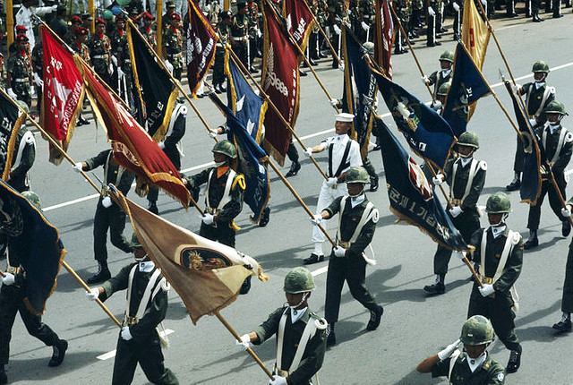 Kỷ niệm lịch sử văn hóa của QLVNCH có những ngày Quốc Khánh và ngày Quân Lực... 8-ngyo11