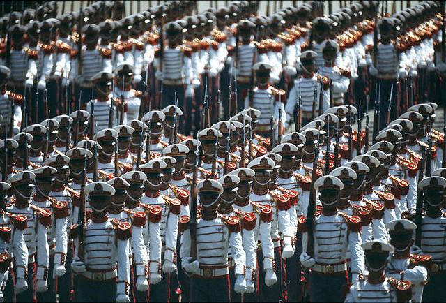 Kỷ niệm lịch sử văn hóa của QLVNCH có những ngày Quốc Khánh và ngày Quân Lực... 8-ngyo12