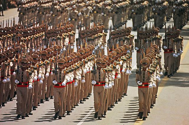 Kỷ niệm lịch sử văn hóa của QLVNCH có những ngày Quốc Khánh và ngày Quân Lực... 8-ngyo15