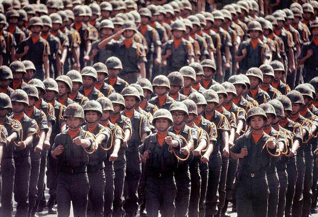 Kỷ niệm lịch sử văn hóa của QLVNCH có những ngày Quốc Khánh và ngày Quân Lực... 8-ngyo16