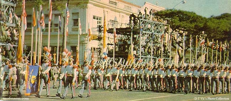 Kỷ niệm lịch sử văn hóa của QLVNCH có những ngày Quốc Khánh và ngày Quân Lực... 9-duyu10