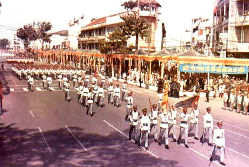 Kỷ niệm lịch sử văn hóa của QLVNCH có những ngày Quốc Khánh và ngày Quân Lực... 9-duyu11