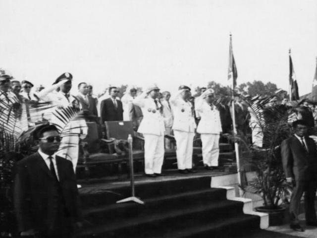 Kỷ niệm lịch sử văn hóa của QLVNCH có những ngày Quốc Khánh và ngày Quân Lực... Ngyoy-14