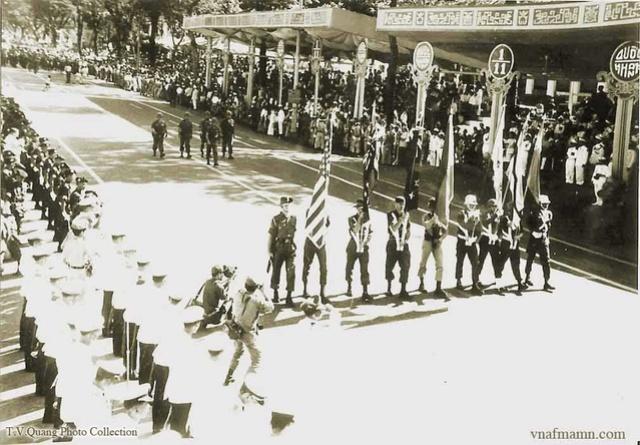 Kỷ niệm lịch sử văn hóa của QLVNCH có những ngày Quốc Khánh và ngày Quân Lực... Ngyoy-15