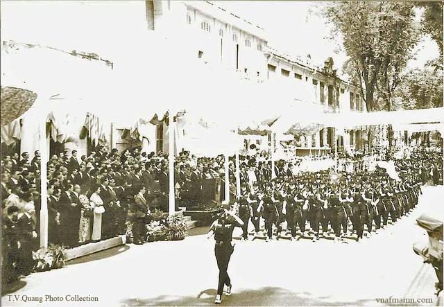 Kỷ niệm lịch sử văn hóa của QLVNCH có những ngày Quốc Khánh và ngày Quân Lực... Ngyoy-17