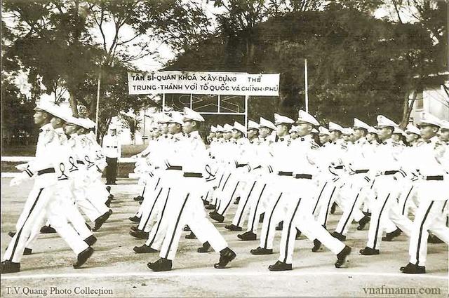 Kỷ niệm lịch sử văn hóa của QLVNCH có những ngày Quốc Khánh và ngày Quân Lực... Ngyoy-18