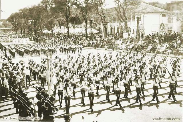 Kỷ niệm lịch sử văn hóa của QLVNCH có những ngày Quốc Khánh và ngày Quân Lực... Ngyoy-20