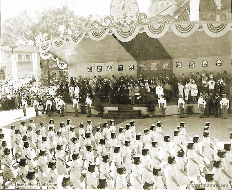 Kỷ niệm lịch sử văn hóa của QLVNCH có những ngày Quốc Khánh và ngày Quân Lực... Ngyoy-21