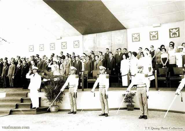 Kỷ niệm lịch sử văn hóa của QLVNCH có những ngày Quốc Khánh và ngày Quân Lực... Ngyoy-22