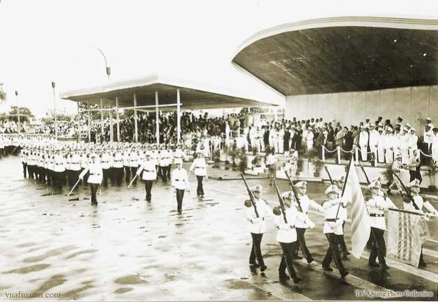 Kỷ niệm lịch sử văn hóa của QLVNCH có những ngày Quốc Khánh và ngày Quân Lực... Ngyoy-23