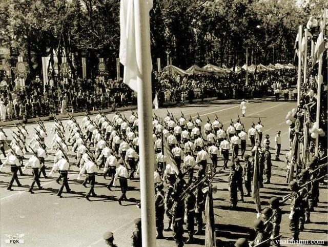 Kỷ niệm lịch sử văn hóa của QLVNCH có những ngày Quốc Khánh và ngày Quân Lực... Ngyoy-24
