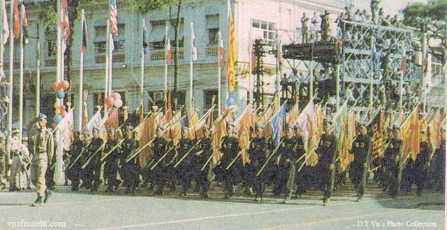 Kỷ niệm lịch sử văn hóa của QLVNCH có những ngày Quốc Khánh và ngày Quân Lực... Ngyoy-25