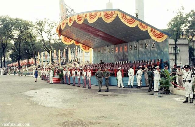 Kỷ niệm lịch sử văn hóa của QLVNCH có những ngày Quốc Khánh và ngày Quân Lực... Ngyoy-27