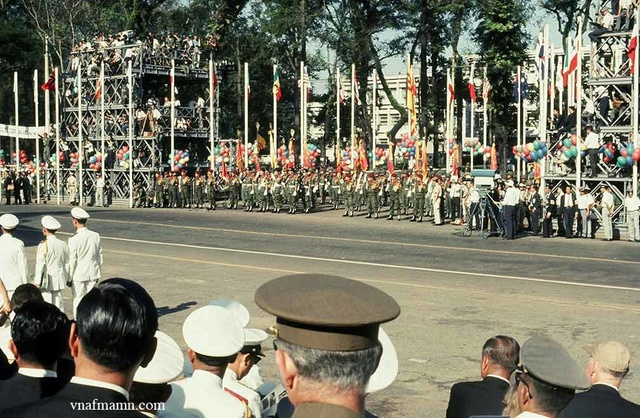 Kỷ niệm lịch sử văn hóa của QLVNCH có những ngày Quốc Khánh và ngày Quân Lực... Ngyoy-28