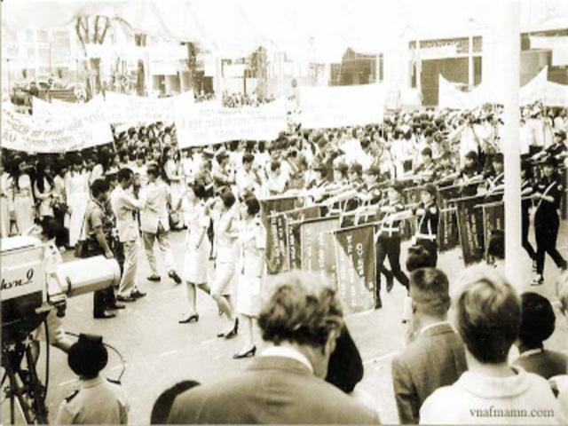 Kỷ niệm lịch sử văn hóa của QLVNCH có những ngày Quốc Khánh và ngày Quân Lực... Oie_2210