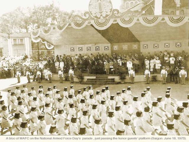 Kỷ niệm lịch sử văn hóa của QLVNCH có những ngày Quốc Khánh và ngày Quân Lực... Oie_2211