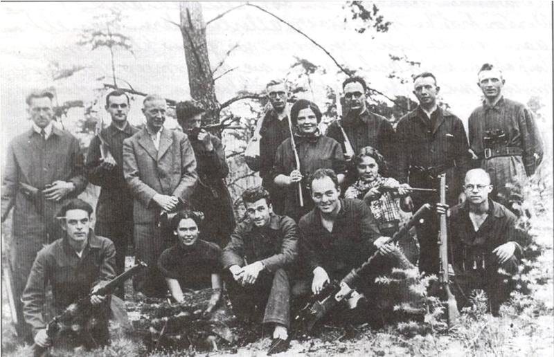 La resistencia holandesa que se enfrentó a Hitler Resist12
