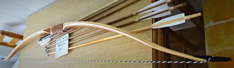 Arco recurvado hecho por Xoxe Dsc00915